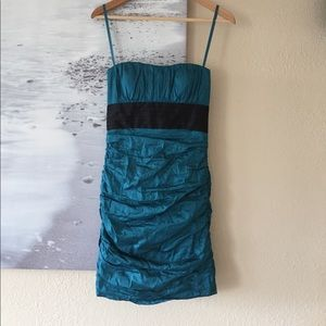 BCBG MaxAzaria Strapless Dress Sz 4